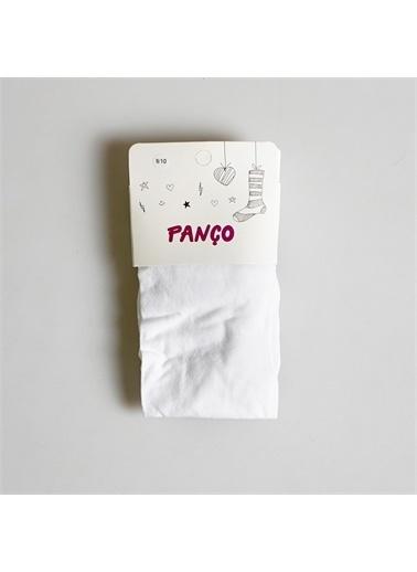 Panço Külotlu Çorap 19136013194 Beyaz